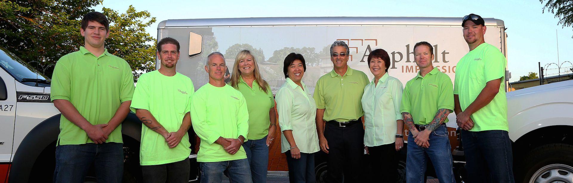 Asphalt Impressions Team